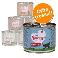 Feringa Menus Duo pour chat - 6 x 200 g
