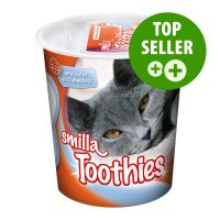 Smilla Toothies Tannpleiesnacks 125 g