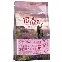 Purizon Kitten Gatto - Pollo & Pesce, 400 g
