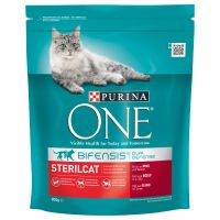 800 g Purina ONE Sterilcat, Rind
