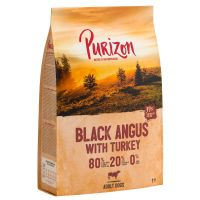 1 kg Purizon Adult Black Angus con pavo, sin cereales