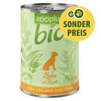 zooplus Bio Einzeldose 1 x 400g