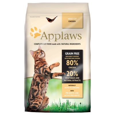 400g Applaws Chicken Dry Cat Food