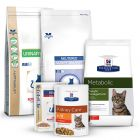 Cat Food & Supplements
