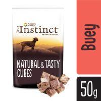 50 g True Instinct Tasty Cubes snacks para perros