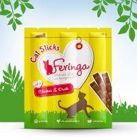 Feringa Sticks - Huhn & Ente 3 x 6 g