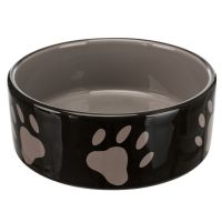 Trixie keramikkskål med potemønster 300 ml