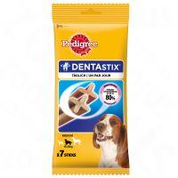 Pedigree Dentastix for mellomstore hunder 7 stk=180 g