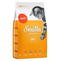 1 kg Smilla Adult Gevogelte Kattenvoer
