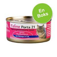 Feline Porta 21 Kattefôr 1 x 90 g kylling