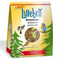 500 g Lillebro Mehlwürmer getrocknet