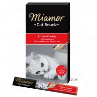 Miamor Cat Snack Kitten Melkekrem 5 x 15 g