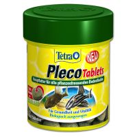 120 Tetra Pleco Tablets Fish Food