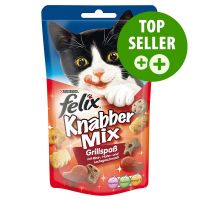 Felix Party Mix, saveur grillade - 60 g
