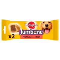 200g Pedigree Jumbone Medium - Beef