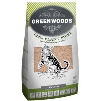 8l Greenwoods Natural Clumping Cat Litter