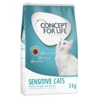 400 г Concept for Life Sensitive Cats