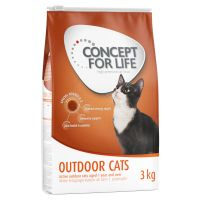 400 g Concept for Life Outdoor Cats