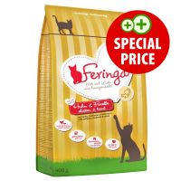 400g Feringa Adult Cat Food - Chicken & Trout