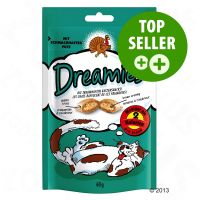 Dreamies kattesnacks - kalkun 60 g