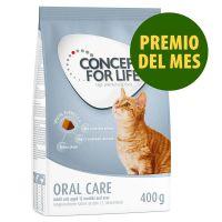 Premio del mes: 400 g Concept for Life Oral Care