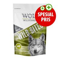 "Wolf of Wilderness ""Wild Bites"" hundesnack 180 g"