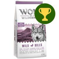 """Reward of the Month - 400g Wolf of Wilderness Adult """"Wild Hills"""" - Duck"""