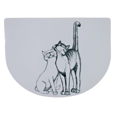 Set de table Chats câlins Trixie pour chat (L 40 x l 30 cm)
