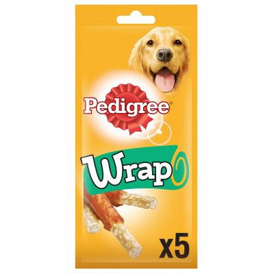 40g Pedigree Wrap Dog Treat
