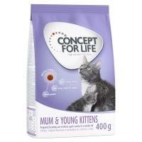 400 g Concept for Life Mum & Young Kittens