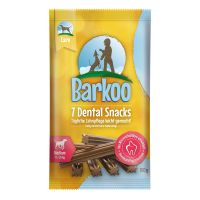 Barkoo Dental Snacks, 180 g medium