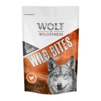 "180 g Wolf of Wilderness Wild Bites ""Wide Acres"" - Kylling"