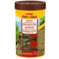 250 ml Sera Malle-Chips Nature foder