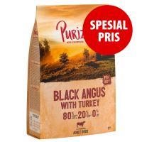 Purizon Black-Angus-Okse med Kalkun Adult 1 kg