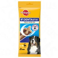 Pedigree Dentastix for store hunder 7 stk=270 g