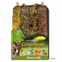 JR Farm Farmy's Grainless XXL 4er-Pack 450 g