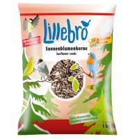 1kg Lillebro Sunflower Seeds for Wild Birds