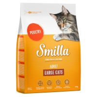 1 kg Smilla Adult XXL-Brokken Gevogelte Kattenvoer