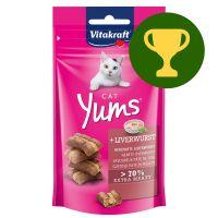Månedens premie: Vitakraft Cat Yums - Leverpostei 40 g