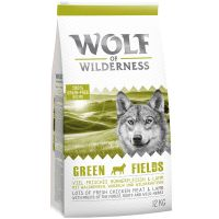 "Wolf of Wilderness ""Green Fields"" - Lam 1 kg"