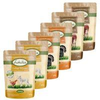 6 x 300 g Lukullus saquetas - Pack misto regional