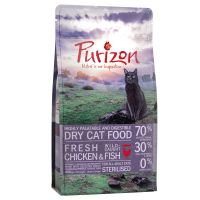 Purizon Adult Sterilised Chicken & Fish 400 g