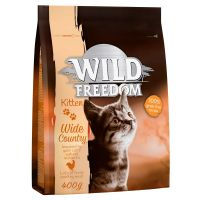 "Wild Freedom Kitten ""Wide Country"" - perutnina 400 g"