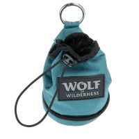 Borsa portasnack Wolf of Wilderness (Ø 10 x H 15 cm)