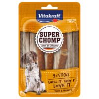 90g Vitakraft Super Chomp Sticks Dog Snacks
