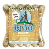 Barkoo Os à mâcher, édition hiver pour chien