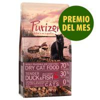 Premio del mes: 400 g Purizon Adult con pato y pescado