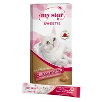 My Star is a Sweetie - Curcan cu merișoare Creamy Snack Superfood 8 x 15 g