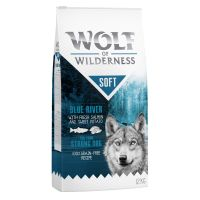 "Wolf of Wilderness ""Soft - Blue River"" - Somon 1 kg"