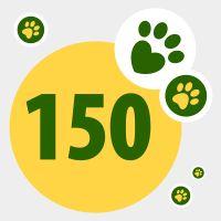 Dona zooPuntos y ayuda a una mascota necesitada: 150 zooPuntos